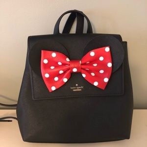 Kate Spade Minnie Mouse back pack